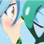【アニメのキスシーン】Funny anime kiss water 😂😂😂 slime girl