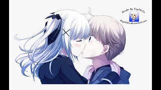 【アニメのキスシーン】Top 10 kiss romance (#7) #kiss #anime #romance
